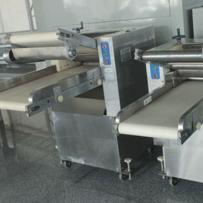 Dough Roller with Sheeter