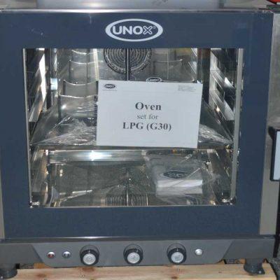 bakerlux baking oven