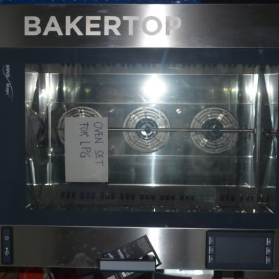 Bakertop Oven Set For LPG