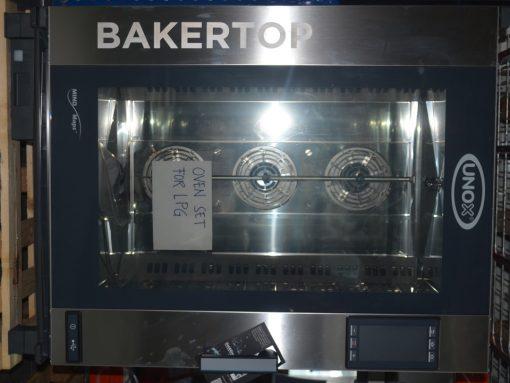 Bakertop Oven Set For LPG